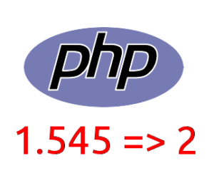 fungsi-fungsi pembulatan angka pada php